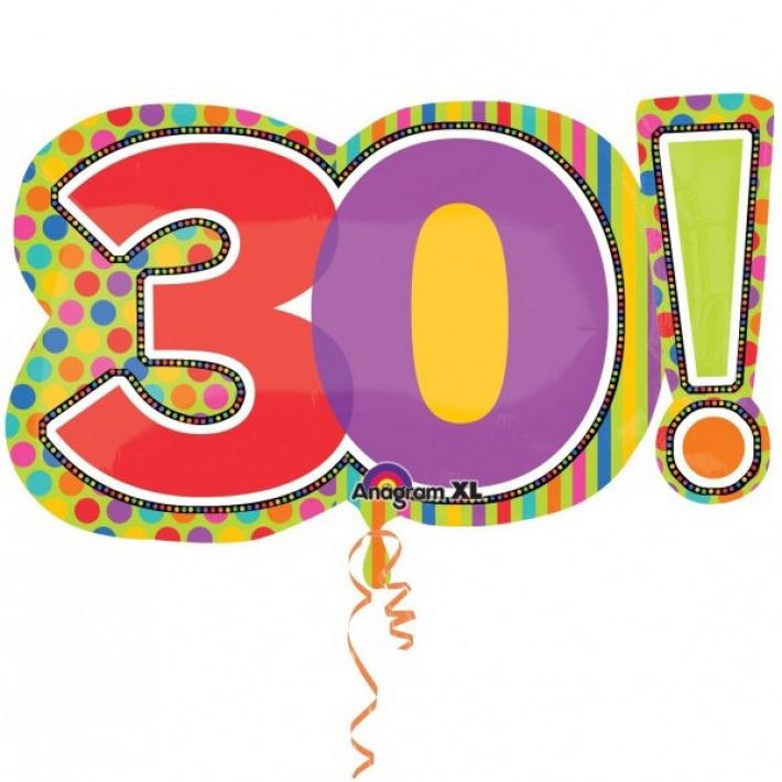 Открытки фон 30 летием, поздравление юбилеем